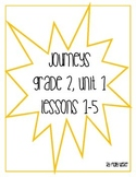 Journeys Grade 2 Unit 1 Lessons 1-5