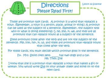 Journeys Grade 2 Unit 4 Grammar Task Card Bundle