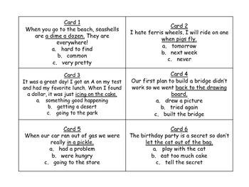 Journeys Grade 2 Unit 5 Vocabulary Task Cards Bundle
