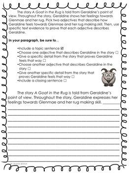 Journeys Grade 2-Writing Prompts Bundle-Lessons 1-30