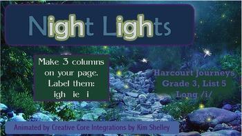 Journeys Grade 3 Interactive Spelling List 5