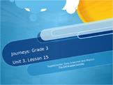 PREVIEW: Journeys Grade 3 Lesson 15 Supplementary Grammar
