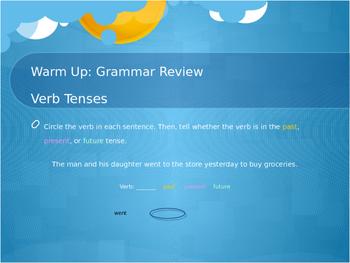 Journeys Grade 3 Lesson 16 Supplementary Grammar Practice