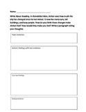 Journeys Grade 3 Lesson 9 Write About Reading