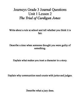 Journeys Grade 3 Proofreading Practice