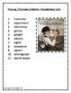 Journeys  Grade 3 ,Unit 2,  lessons 6 - 10 Spelling/Vocabu