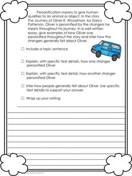 Journeys Grade 3-Unit 5-Lessons 21-25