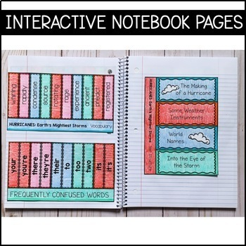 Journeys Grade 4 HALF-YEAR BUNDLE: Units 1-3 (Supplemental & Interactive pages)