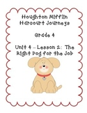 Journeys Grade 4 Supplemental Center Activities: The Right