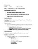 Journeys Grade 4 Unit 2 Lesson 6