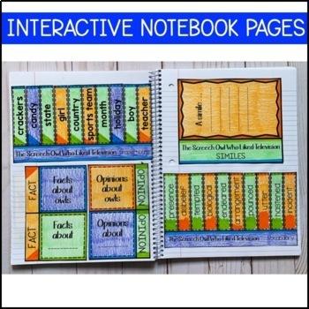 Journeys Grade 4 Unit 3 BUNDLE: Supplemental & Interactive Materials (2011/2012)