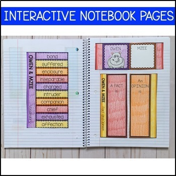 Journeys Grade 4 Unit 5 BUNDLE: Supplemental & Interactive Materials (2011/2012)