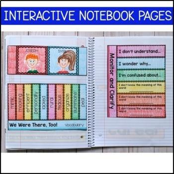 Journeys Grade 5 HALF-YEAR BUNDLE: Unit 1-3 - Supplemental/Interactive 2011/2012