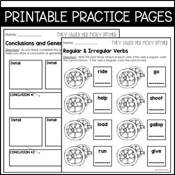 Journeys Grade 5 HALF-YEAR BUNDLE: Units 1-3 (Supplemental & Interactive pages)