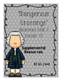 Dangerous Crossings - Journeys Grade 5 Lesson 11