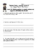 We Were There, Too - Journeys Grade 5 Lesson 15 Comprehension Questions