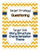 Journeys Grade 5 Lesson 20:The Black Stallion Reading Target Strategy/Skill Pack