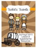 Journeys Grade 5 Lesson 21: Tucket's Travels Reading Suppl