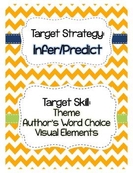 Journeys Grade 5 Lesson 22: The Birchbark House Target Strategy/Skill Pack