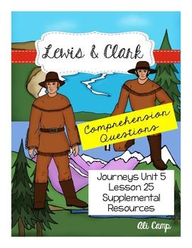 Journeys Grade 5 Lesson 25: Lewis & Clark Comprehension Questions
