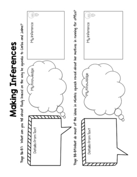 Journeys Grade 5 Lesson 3: Off and Running Strategy Pack