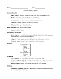 Journeys Grade 5 Lesson 7 notes