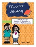 Journeys Grade 5 Unit 1 Lesson 5: Elisa's Diary Supplemental Resources