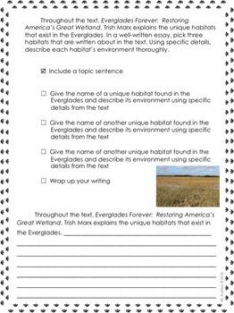 Journeys Grade 5 Unit 2-Lessons 6-10 Writing Bundle