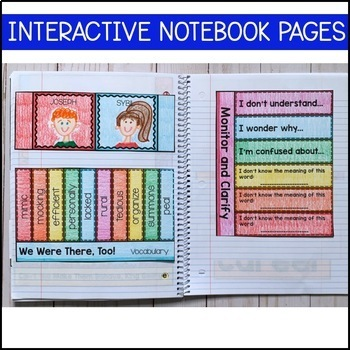 Journeys Grade 5 Unit 3 BUNDLE: Supplemental & Interactive Materials (2011/2012)