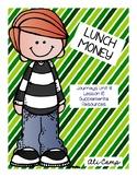 Journeys Grade 5 Unit 4 Lesson 16: Lunch Money Supplemental Resources
