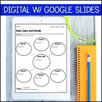 Journeys Grade 5 Unit 5 BUNDLE: Supplemental & Interactive Materials (2011/2012)