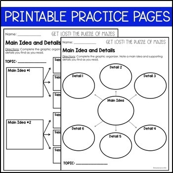 Journeys Grade 5 Unit 6 BUNDLE: Supplemental & Interactive Materials (2011/2012)