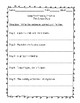 Journeys Grade 6 Daily Language Practice and EQ  - UNIT 1