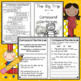 Journeys FIRST Grade Grammar Mini Books:  Unit FOUR