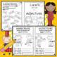 Journeys FIRST Grade Grammar Mini Books:  Unit ONE