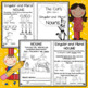Journeys FIRST Grade Grammar Mini Books: Unit TWO