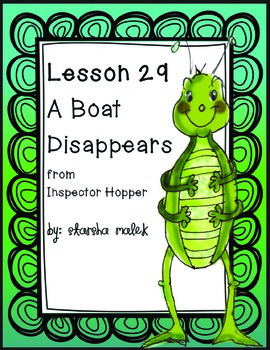 Journeys First Grade Lesson 29