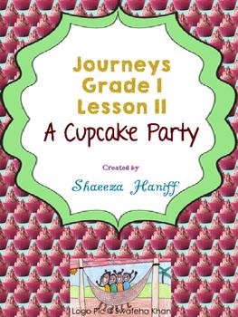 Journeys Grade One Supplemental Lesson 10