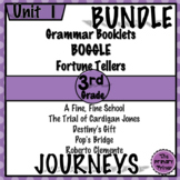 Journeys THIRD Grade: Unit ONE Bundle