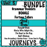 Journeys SECOND Grade: Unit FIVE Bundle