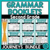 Journeys SECOND Grade Grammar Mini Books: The BUNDLE Units 1-6