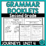 Journeys SECOND  Grade Grammar Mini Books: Unit FOUR