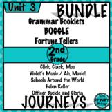Journeys SECOND Grade: Unit THREE Bundle