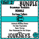 Journeys SECOND Grade: Unit TWO Bundle
