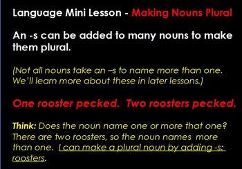 Journeys Grammar Companion Flipchart_Unit 1, Lesson 5