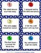 JOURNEYS Grammar SCOOTS or Task Cards - Second Grade Unit 5 Bundle