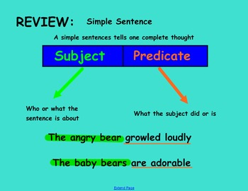 Journey's Grammar Unit 1 Lesson 3