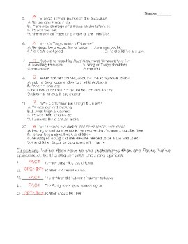 Journeys - HMH © 2011/2012 Grade 4 Lesson 11 Selection/Vocabulary Test