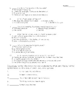 Journeys - HMH © 2011/2012 Grade 4 Unit 3 Vocabulary and Selection Tests