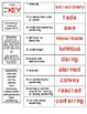 Journeys - HMH © 2014 Grade 4 Lesson 06 Vocabulary Practice